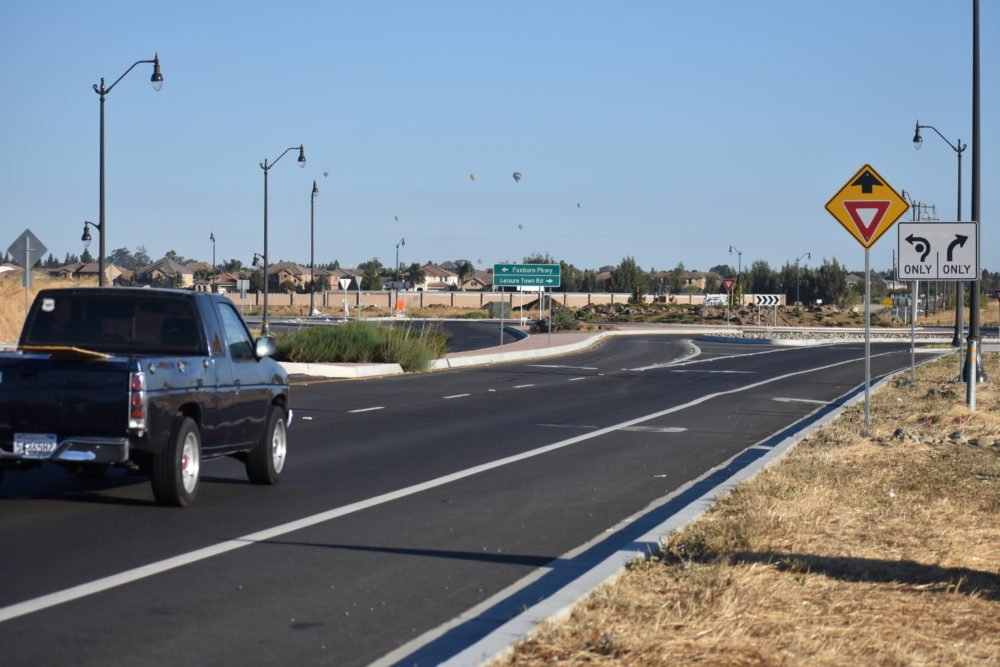 Jepson Parkway Vacaville