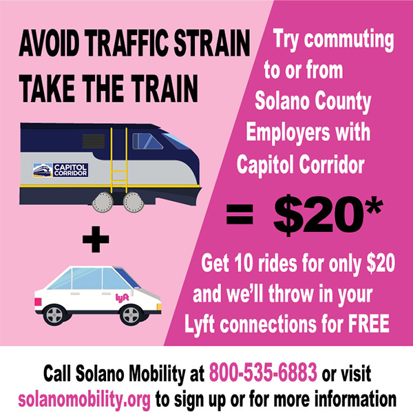 Amtrak Lyft Flyer