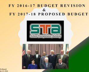 FY 2016-17 & FY 2017-18 Budget Presentation