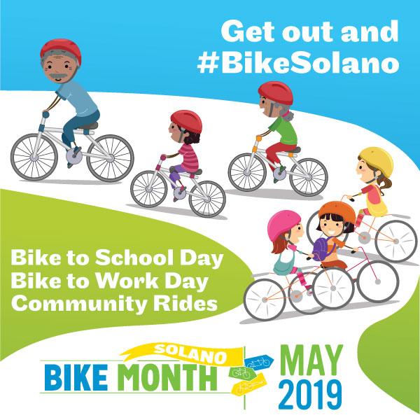 Solano Bike Month