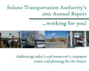 2001 STA Annual Report