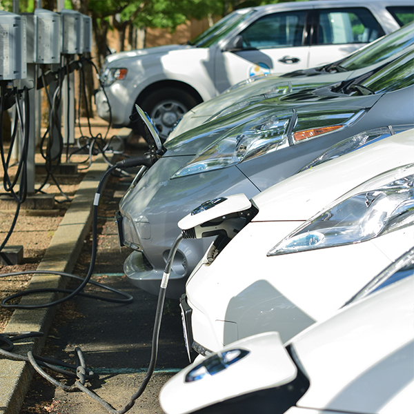 TFCA Funds Awarded to Travis AFB & Cal Maritime for EV