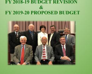 FY 2018-19 & FY 2019-20 Budget Presentation