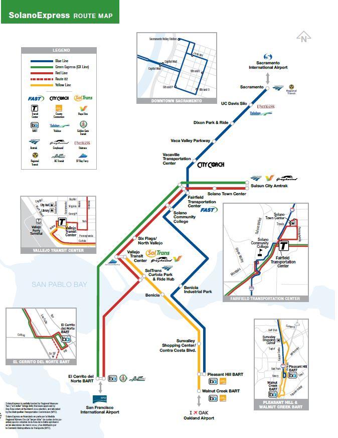 SolanoExpress - Solano Transportation Authority