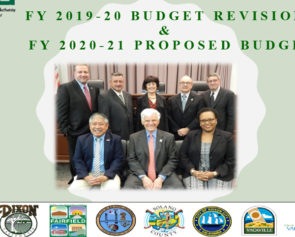 FY 2019-20 & FY 2020-21 Budget PowerPoint July 2019